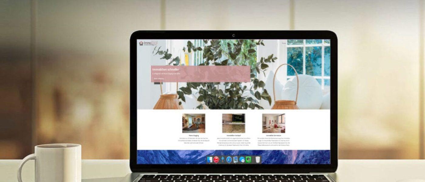 MacBook Mockup-Startseite-immosigl
